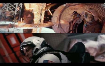 Film Vlog – Interstellar vs Gravity